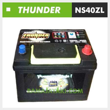 Aki Thunder NS40ZL