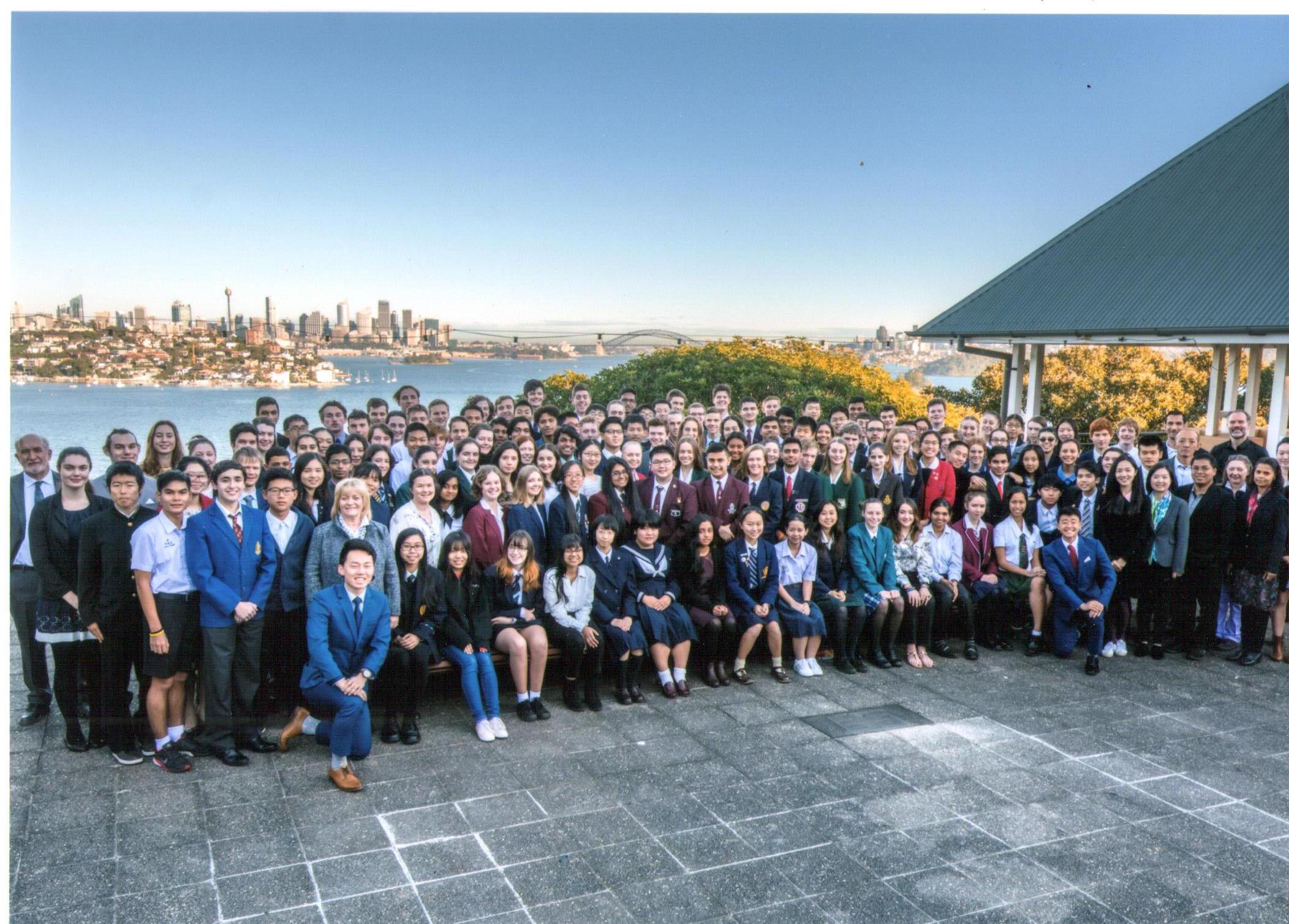 International Science School At University Of Sydney