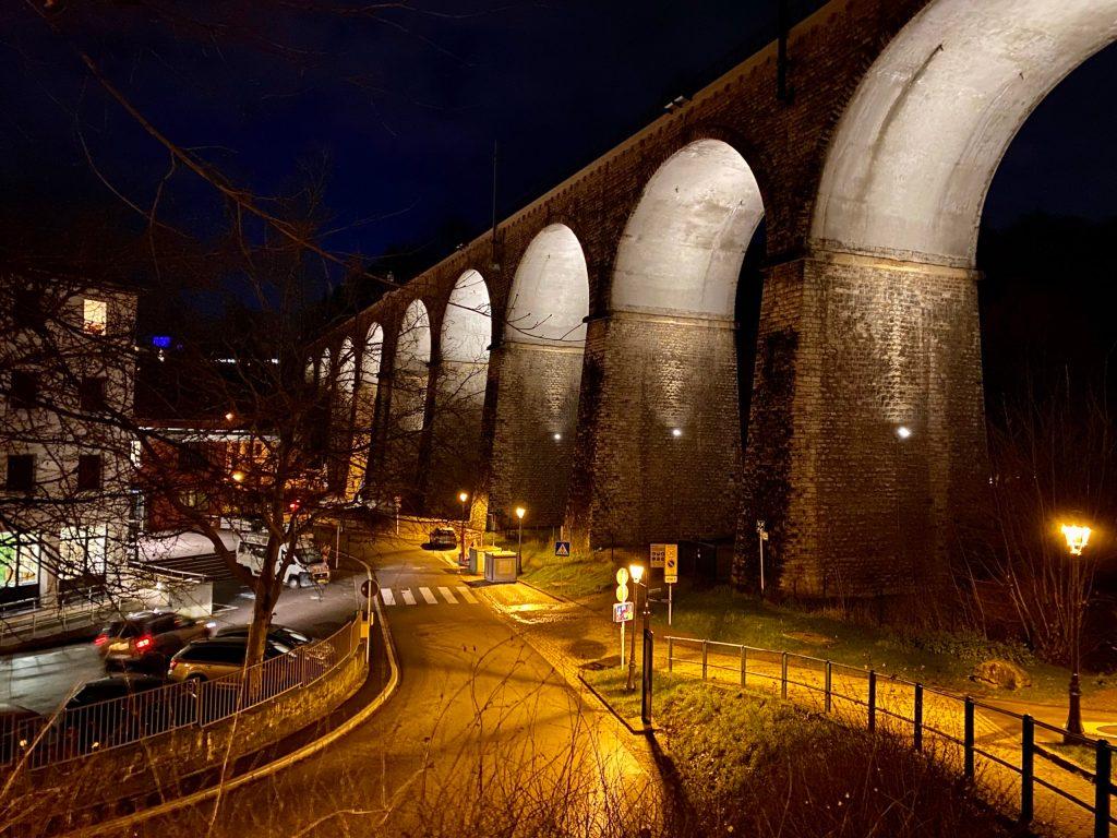 Puente del Tren de Luxemburgo
