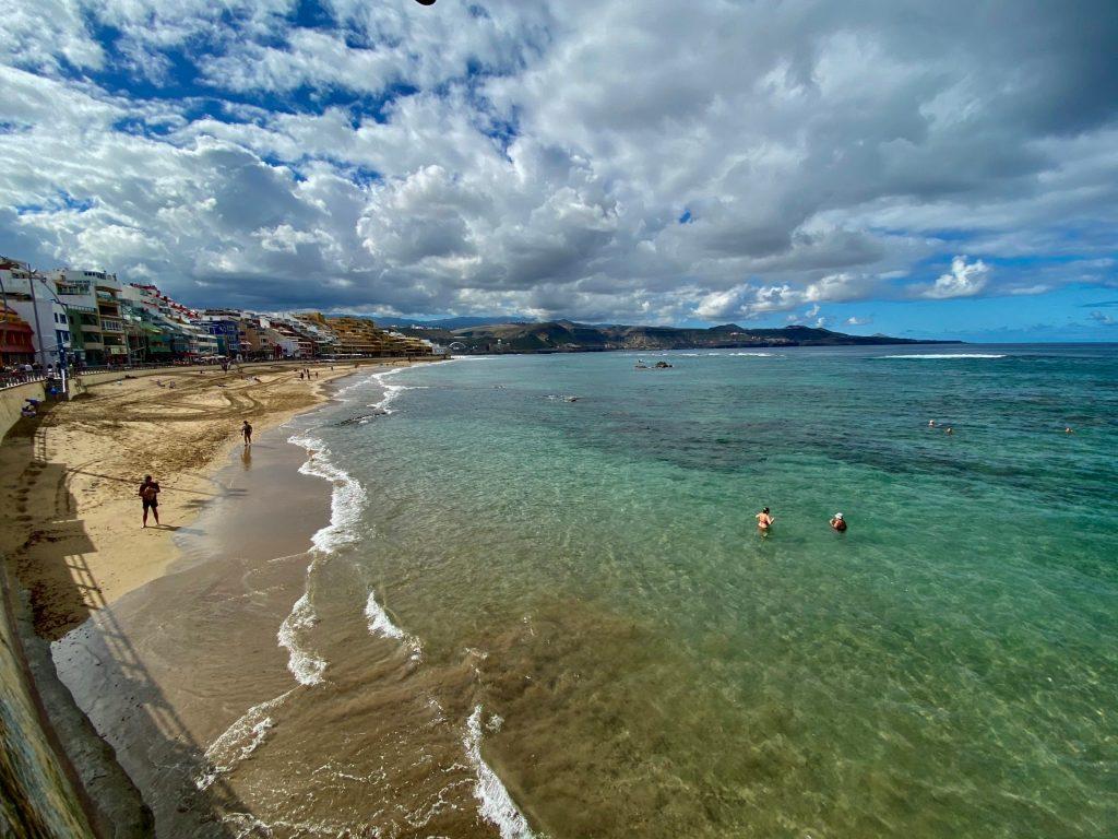 Playa las Canteras - Gran Canaria