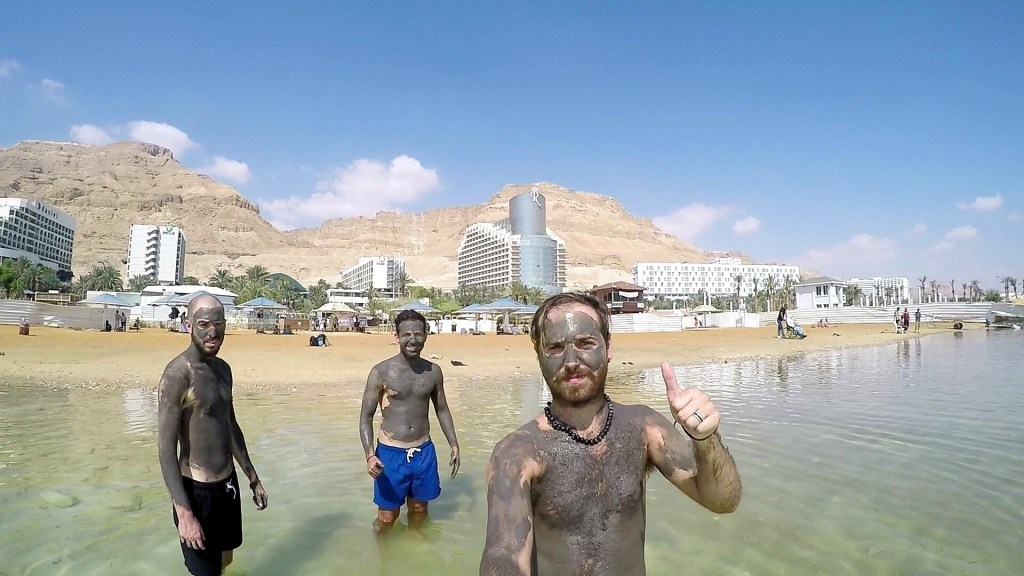 Ein Bokek - Mar Muerto - lugares para visitar en Israel