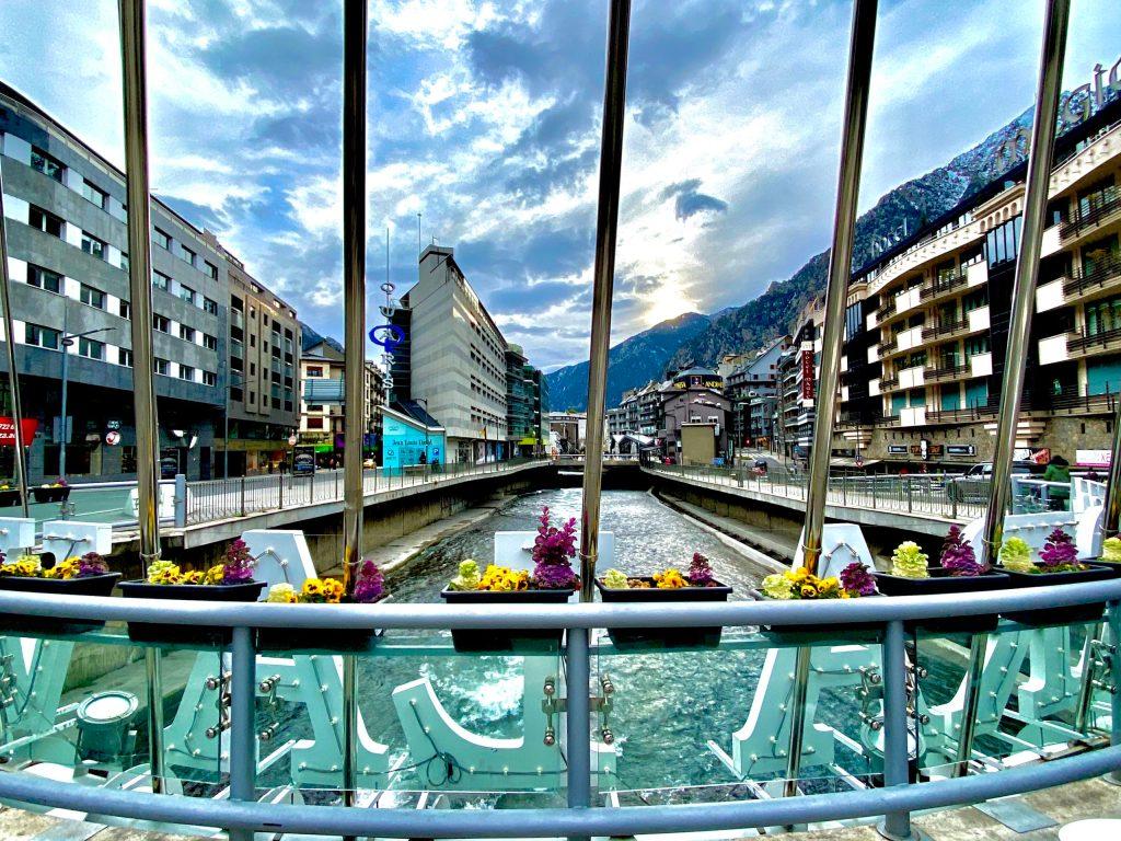 Río La Valira - Andorra