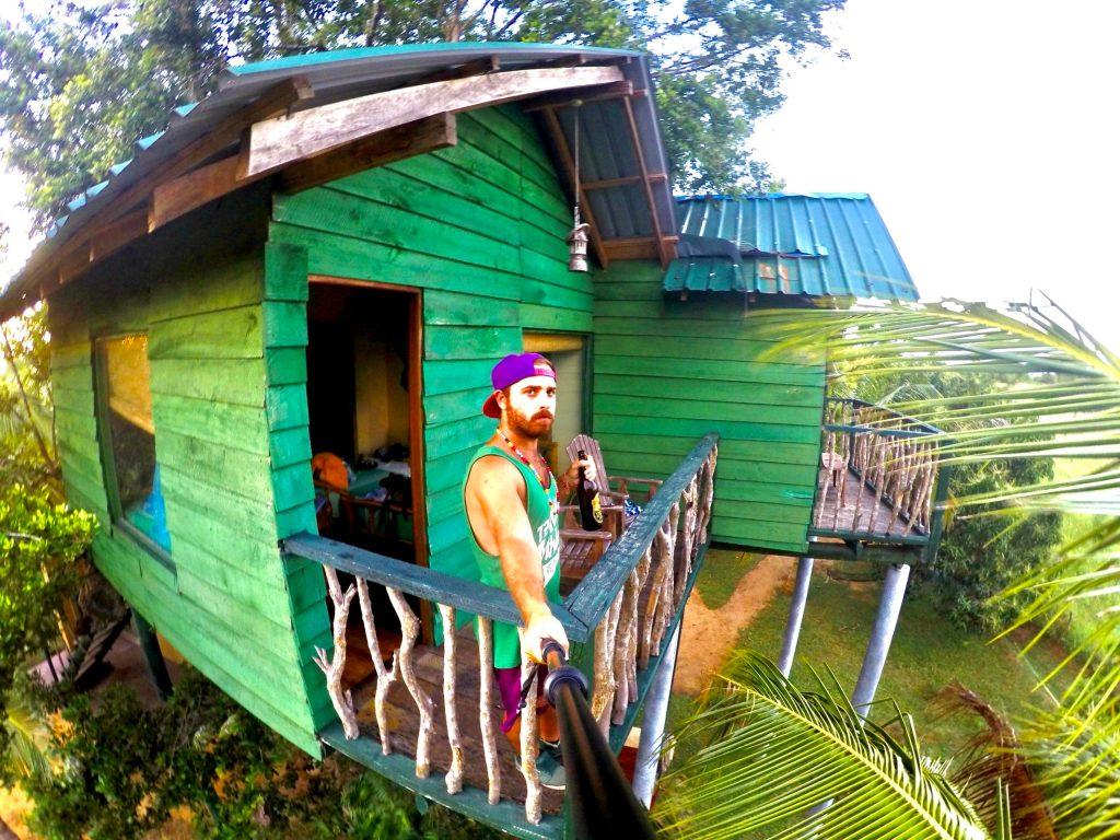 Yala Eco Tree House - Alojamientos Curiosos