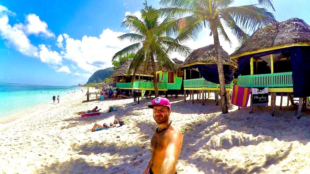 Taufua Beach Fales - Alojamientos Curiosos