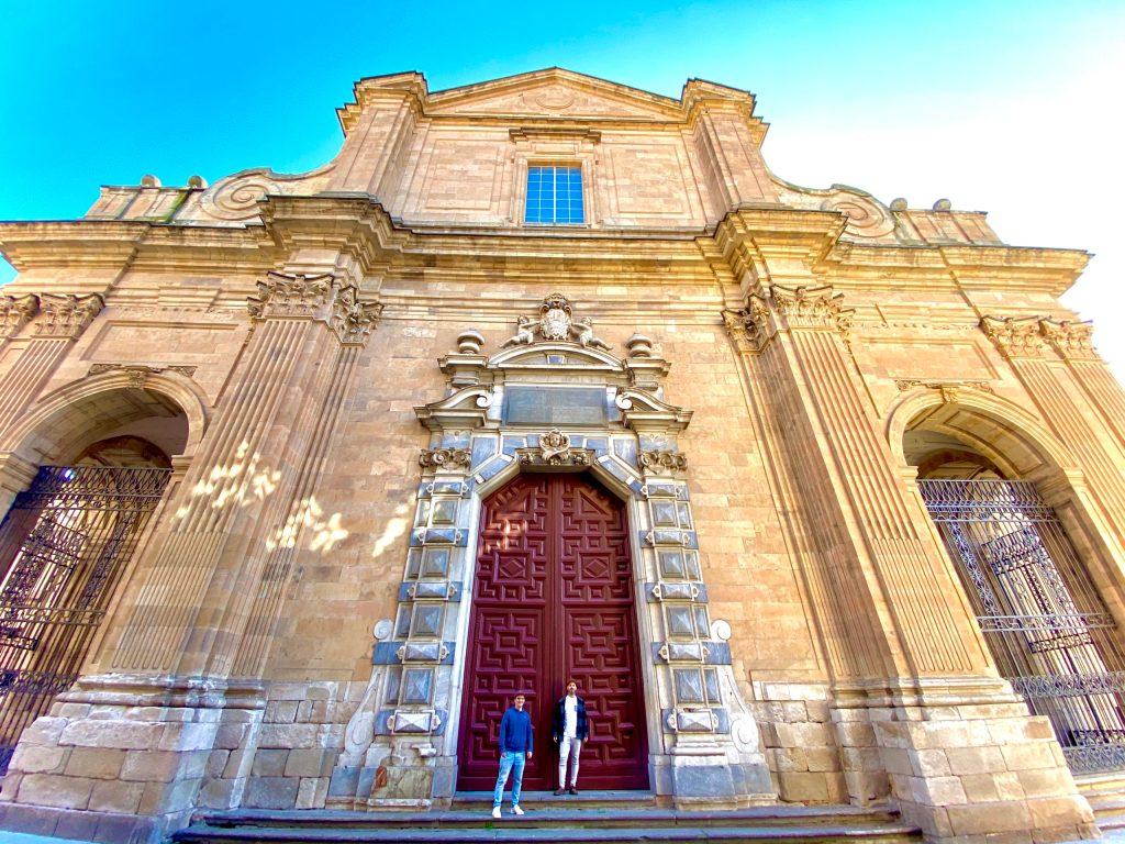 Convento de las Agustinas y Iglesia de la Purísima