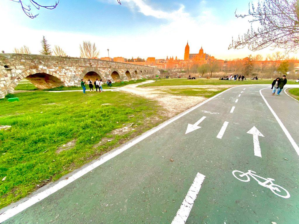Puente Romano - Qué ver y hacer en Salamanca