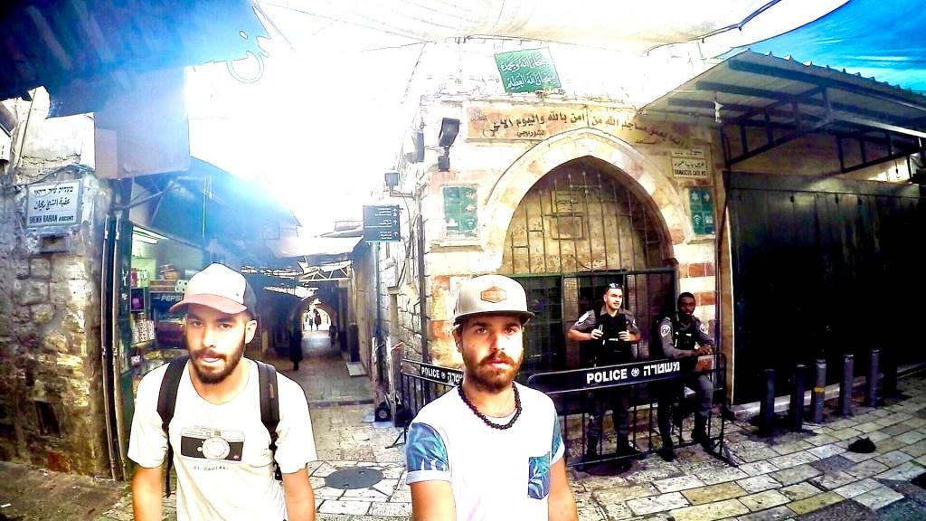 Policías Armados - Jerusalem