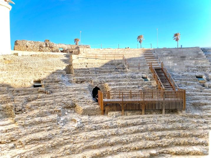 Teatro Romano - Qué ver en Cádiz en un día