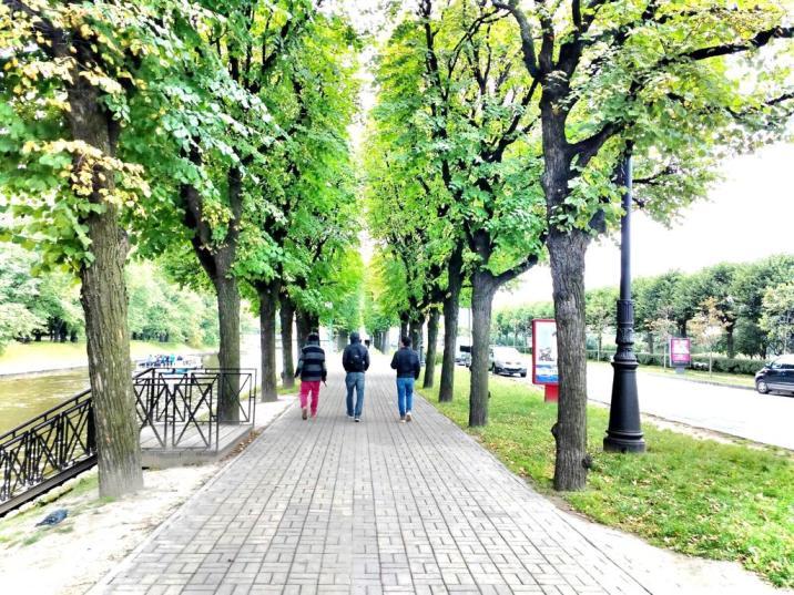 San Petersburgo -  La ciudad que cambia de nombre