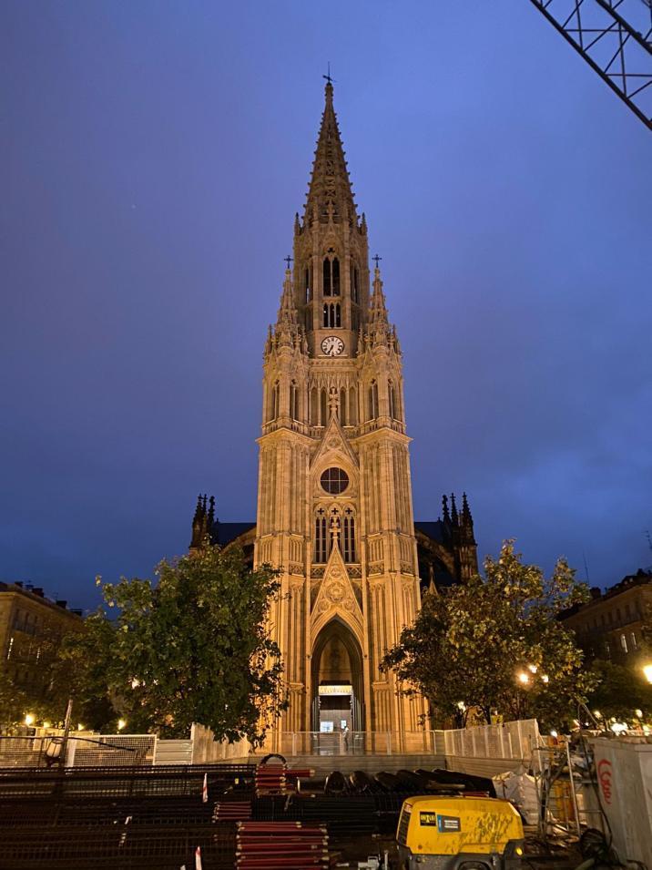 Catedral del Buen Pastor - San Sebastián