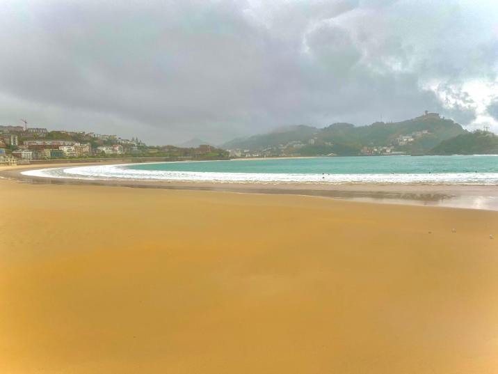 Playa de la Concha - San Sebastián