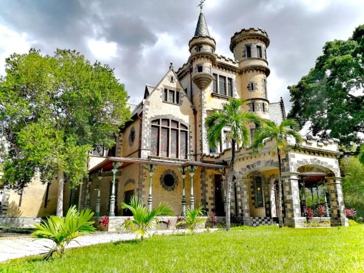 Stollmeyer's Castle - Magnificent Seven - Trinidad & Tobago