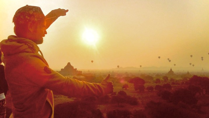 Templo Dhammayangyi Paya - Bagan