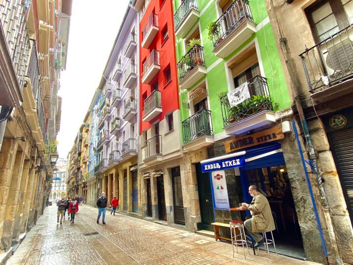 Las 7 Calles - que ver y hacer en bilbao