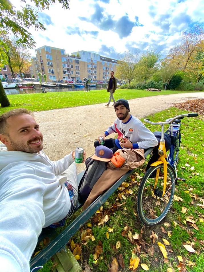 Bici & Parque - que ver en amsterdam