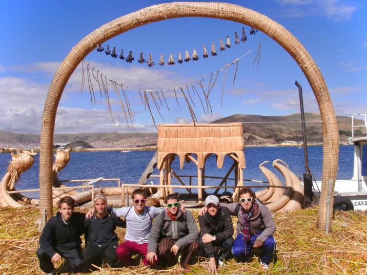 Islas de Uros - que ver en el lago titicaca