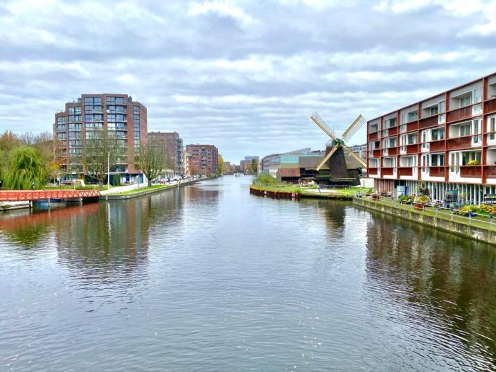 Molino De Otter - que ver en Amsterdam