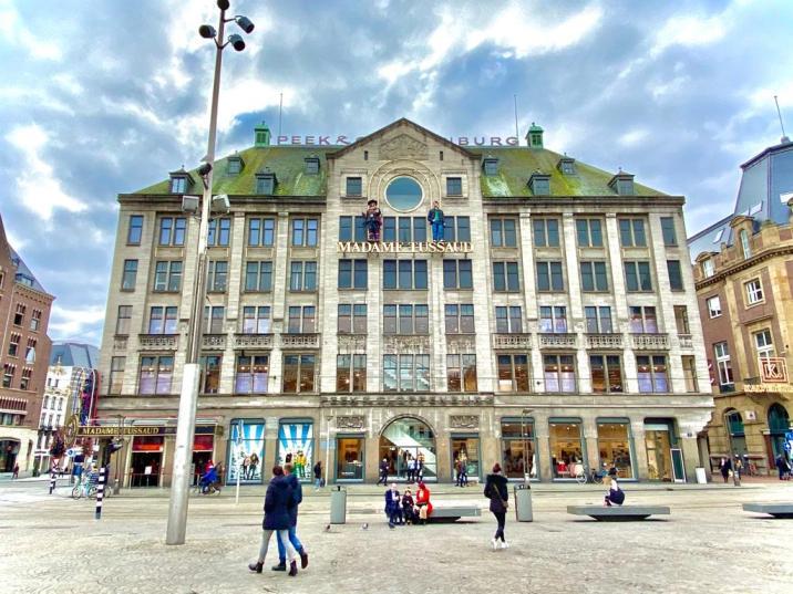 Madame Tussauds - que ver en Amsterdam
