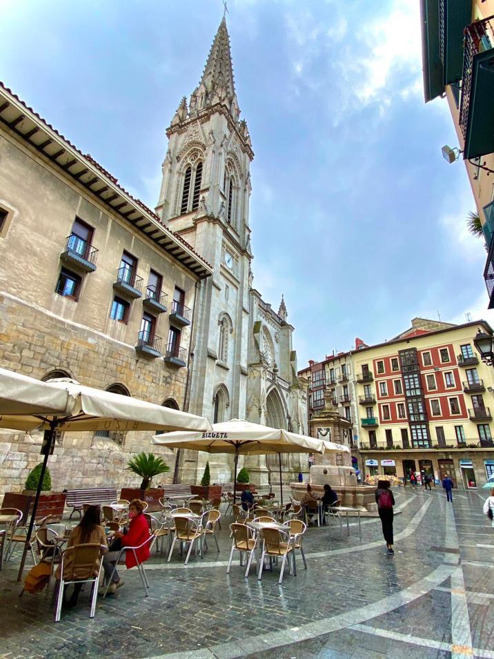 Catedral Basílica de Santiago - que ver y hacer en bilbao