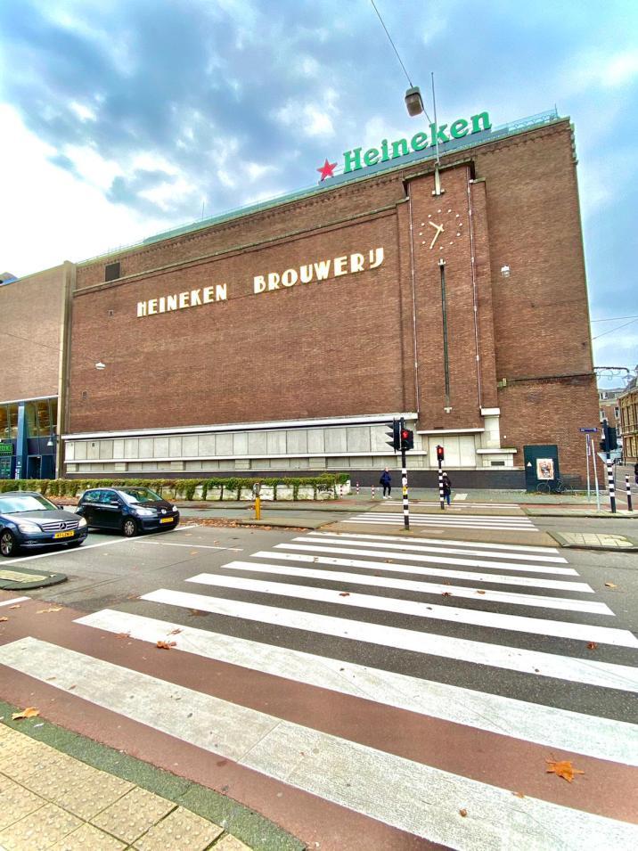 Heineken Experience - que ver en Amsterdam