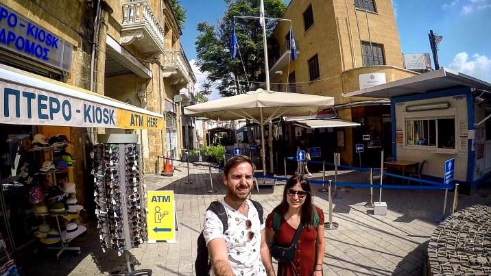 Ledras Crossing Point