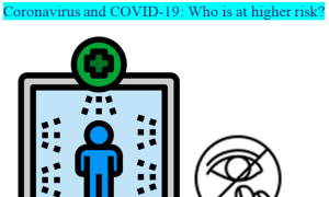 Coronavirus and COVID-19: Who is at higher risk?