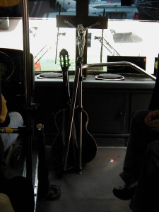 Spiritual Bus Ride