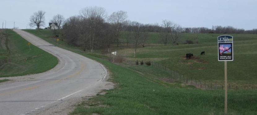 Range Roaming – Iowa 2013 – Day 8