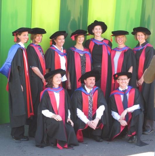 janet graduation