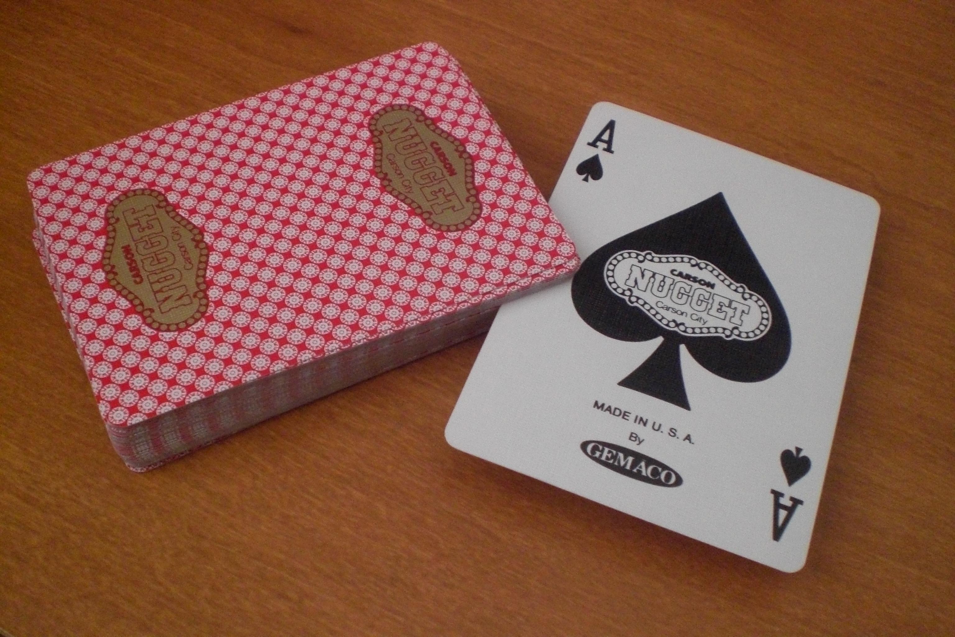 Gemaco Casino Deck