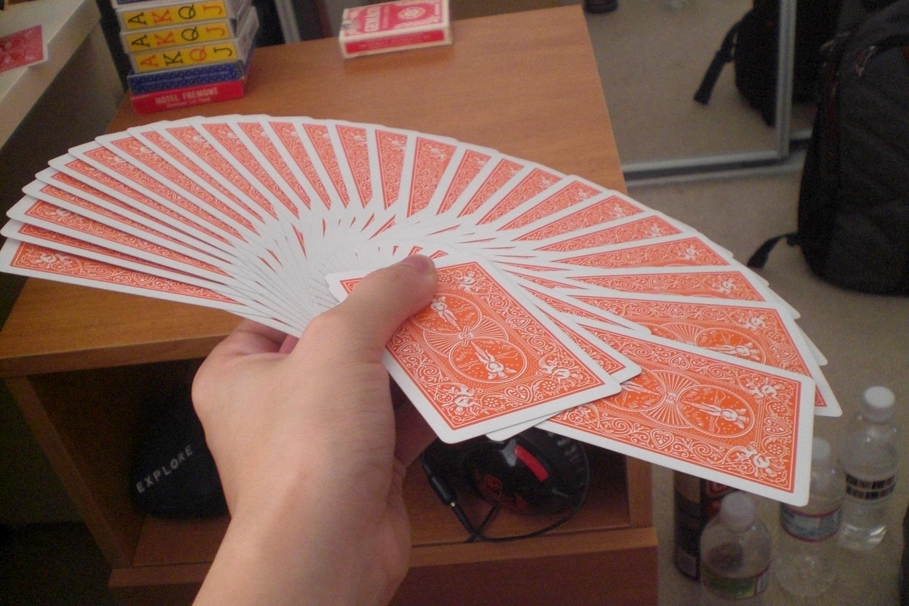 Bicycle Orange : Giant Fan