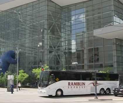Ramblin Express Bus Charter Services