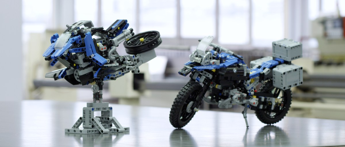 Bmw Bring Brilliant Hover Bike B Model To Life At Lego
