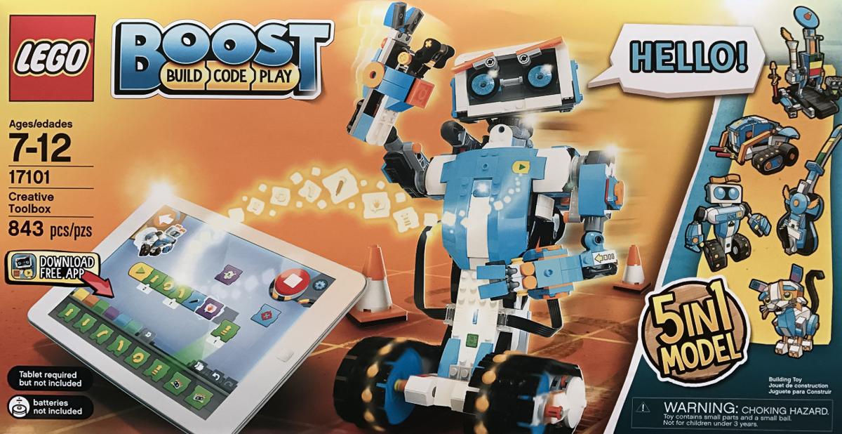 LEGO Boost Robotics Australian Release Date Announced