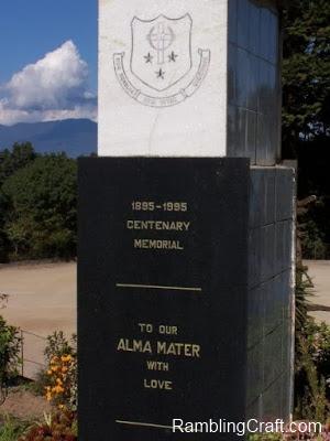 Mount Hermon Darjeeling Alma Mater