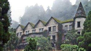Remains of Mount Everest Hotel Darjeeling