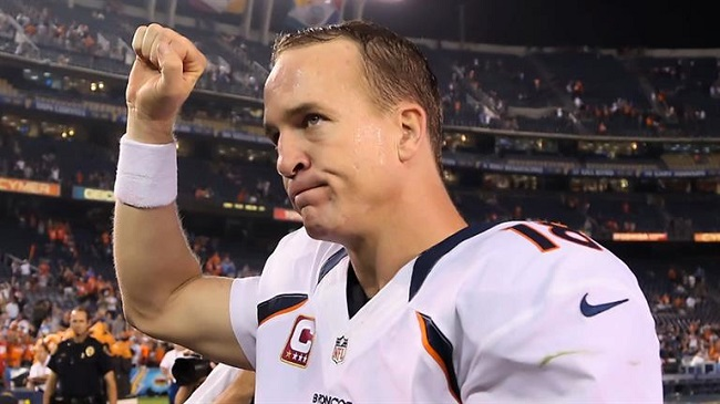 You'll Always Be #1 To Me: Peyton Manning's Legacy To One Fan