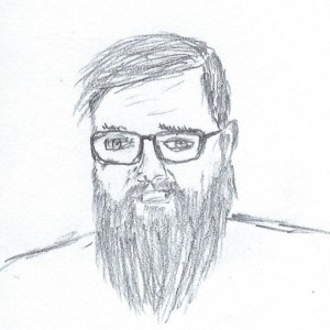 Nathan Patton (self portrait)