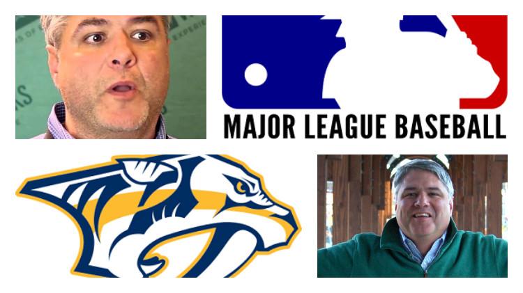 Baseball, Hockey, and a Lack of Grace