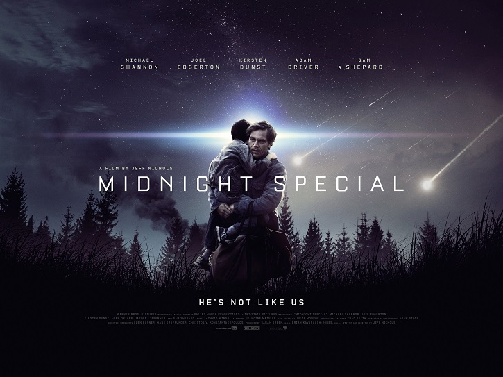 500 Words or Less Reviews: Midnight Special