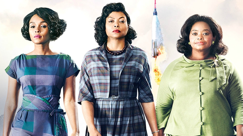 500 Words or Less Reviews: Hidden Figures