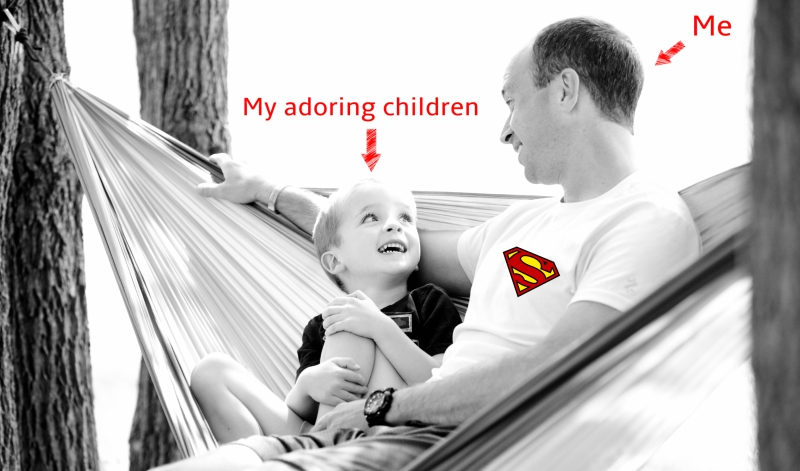 The Best Dad in the World's Blog