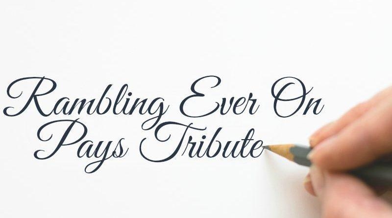A Tribute to My Favorite Teacher, Mrs. Nancy McFaddin