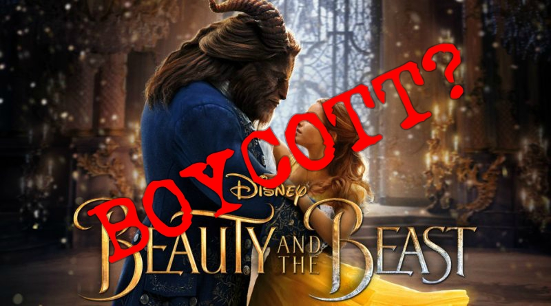 Why My Wife and I Are Not Boycotting 'Beauty and the Beast'