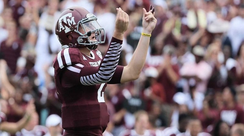 Johnny Manziel money fingers
