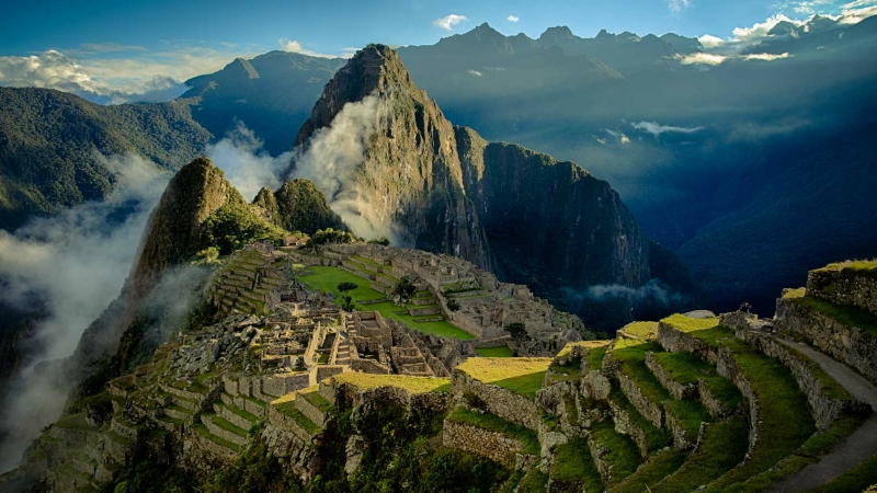 The Five Best Reasons To Go To Peru