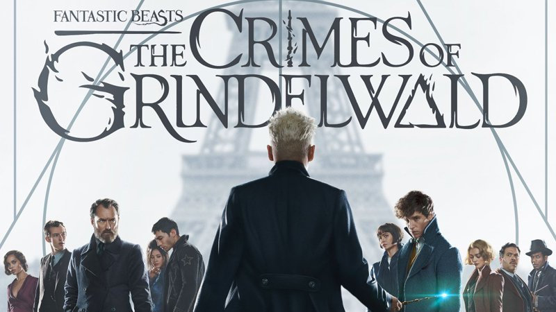 500 Words or Less Reviews: Fantastic Beasts: The Crimes of Grindelwald