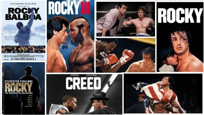 An Indefinitive Ranking of the Rocky Movies (Part 1)