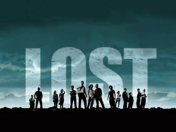 Lost season one promotional image