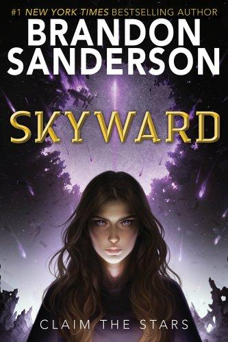 unexpectedly good books - Skyward by Brandon Sanderson